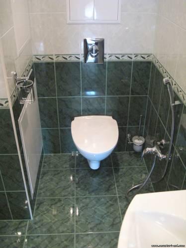 Отопление в ванной комнате